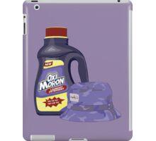 "ScHoolboy Q - ""Oxi-Moron"" iPad Case/Skin"