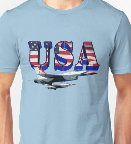 US Air Force Thunderbirds Unisex T-Shirt