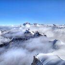 Ocean of Clouds by JamesA1