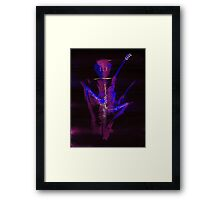 WDV - 354 - Smoke and Offer Framed Print