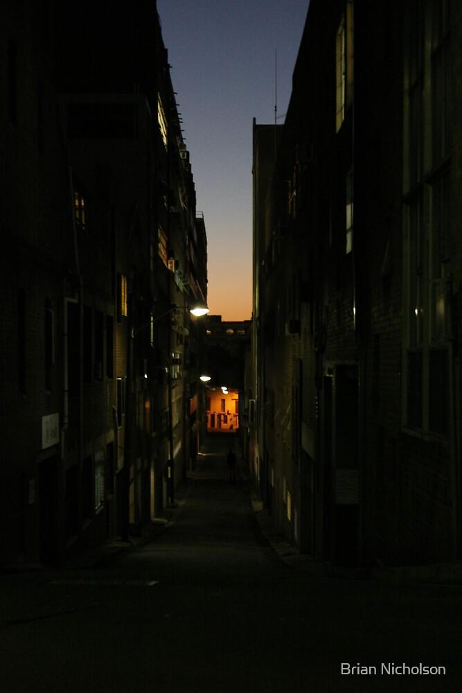 Nightwalking by Brian Nicholson