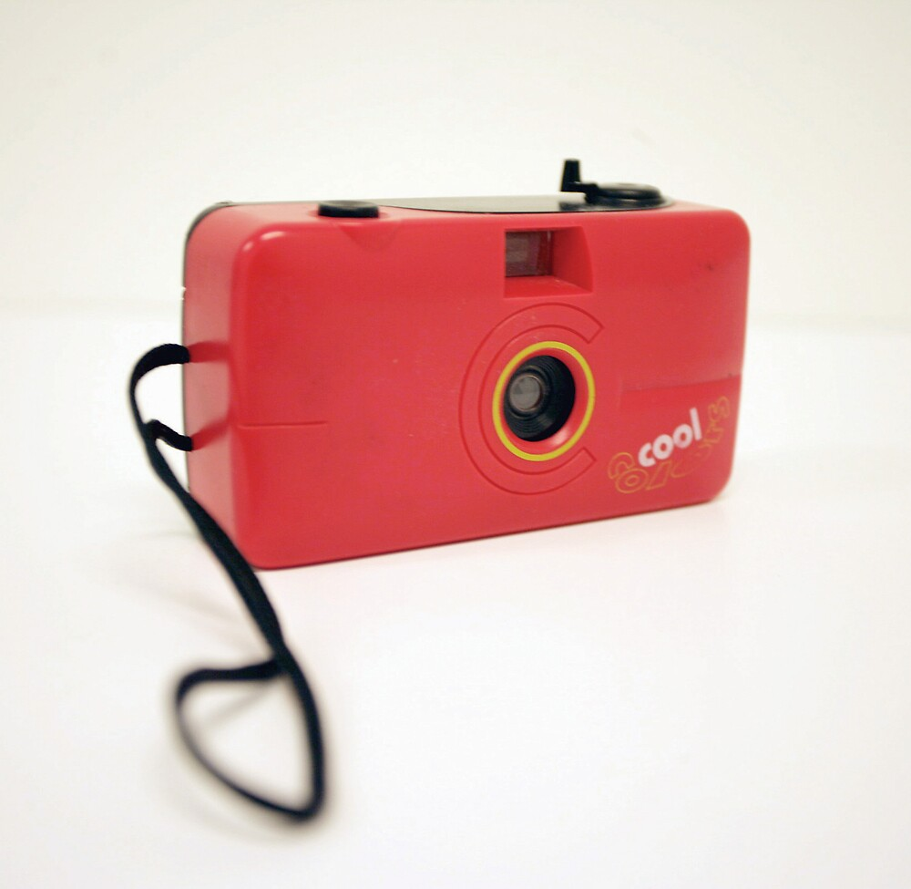 Camera by Jonathan