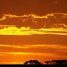 Burnt Orange Sunset by Craig Watson