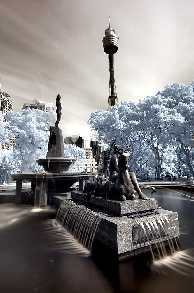 IR Hyde Park by Alex Lau
