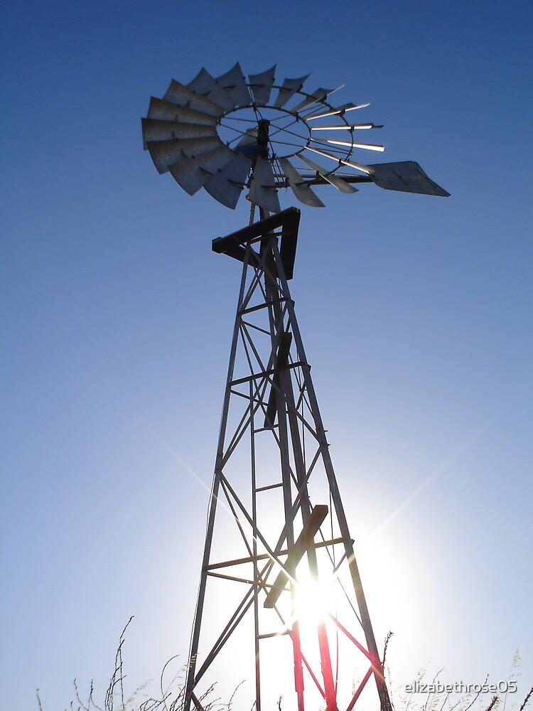 windmill by elizabethrose05