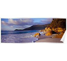 Little Waterloo Bay - Wilsons Prom - Victoria Poster