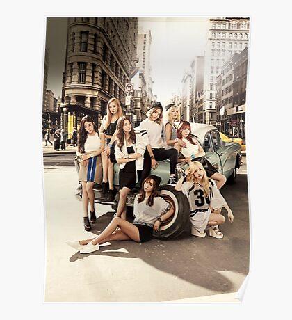 SNSD - Girls Generation Poster