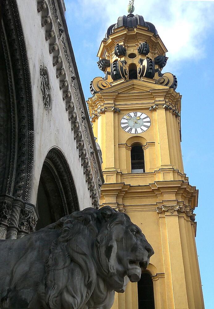 Lion's Guard: Munich by mdjonesyd