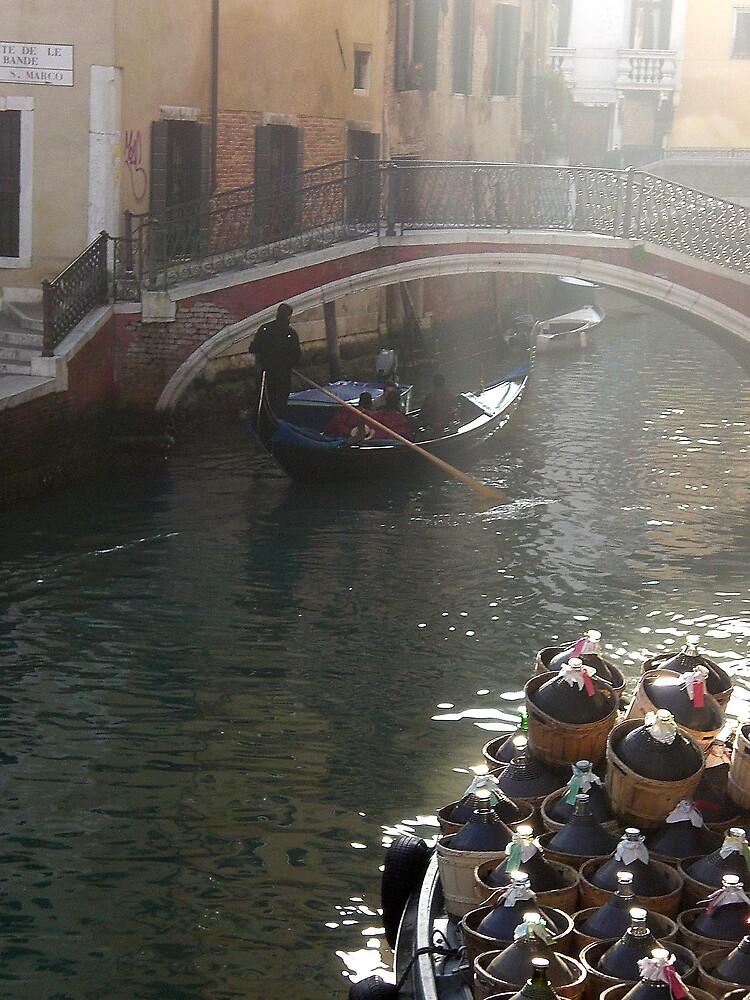 Floating Through Venice by mdjonesyd