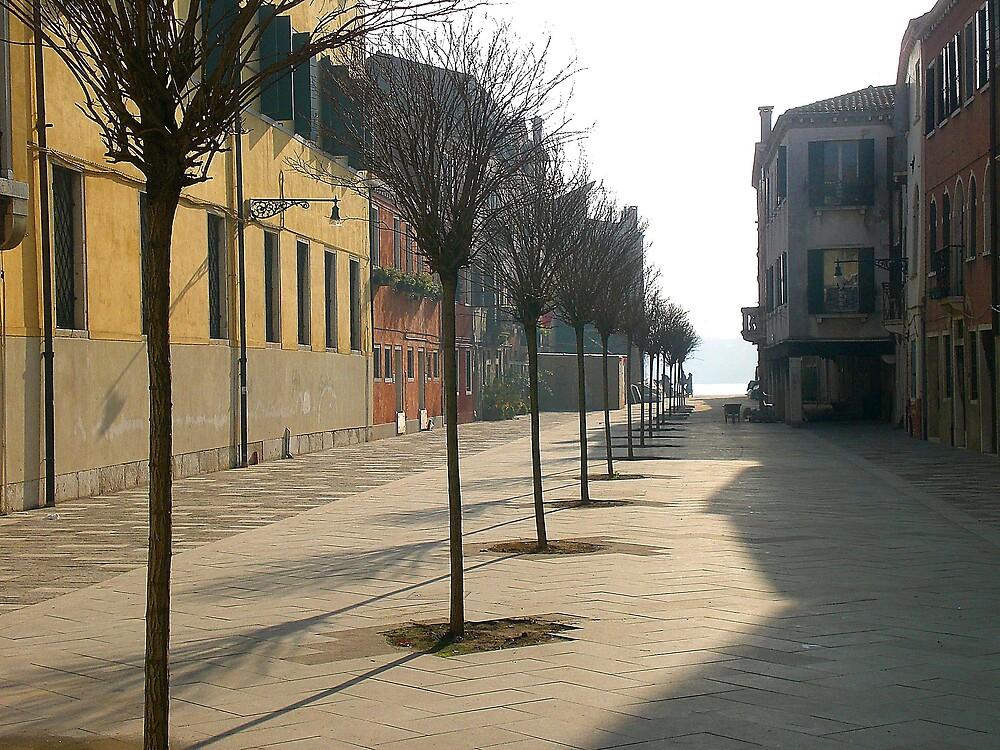 Winter's Love: Venice by mdjonesyd