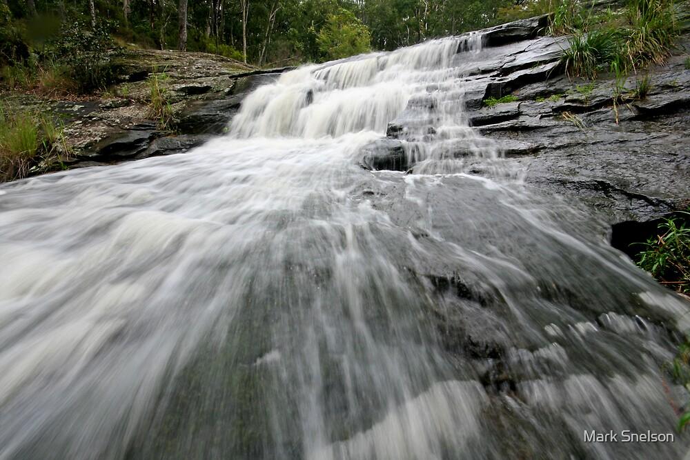 Glenrock Waterfall by Mark Snelson