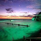 Bronte Beach by Alex Lau