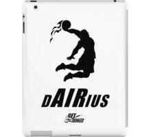 Darius Dunkius iPad Case/Skin