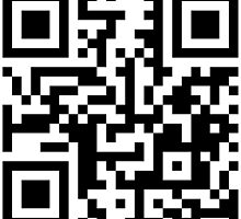 QR Code - Black and White by Hayden Shepherd