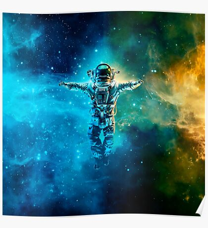 Cosmic Dreams Poster