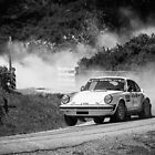 Porsche Rally Car by srhayward