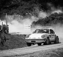 Porsche Rally Car by srhayward