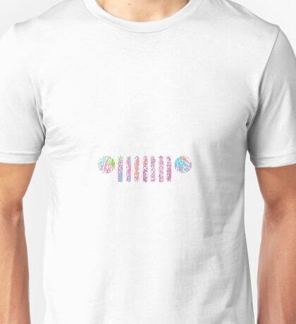 Jeep Lily Unisex T-Shirt
