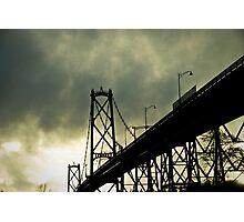 Lions Gate Bridge Photographic Print