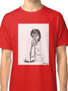 "Micheal ""Eyedea"" Larsen Portrait Classic T-Shirt"