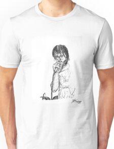 "Micheal ""Eyedea"" Larsen Portrait Unisex T-Shirt"