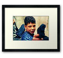eziekial 17 29 Framed Print