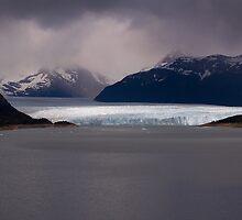Perito Moreno Glacier by Stephen Colquitt