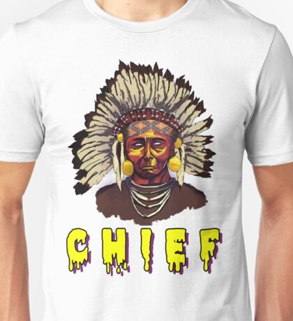 Native American Chief Unisex T-Shirt