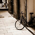 Old Bar-cycle by Shaun Colin Bell