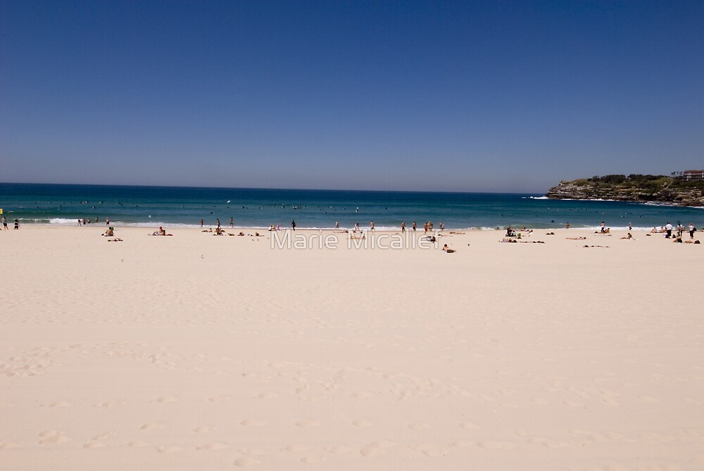 Bondi Beach by Shutterbug