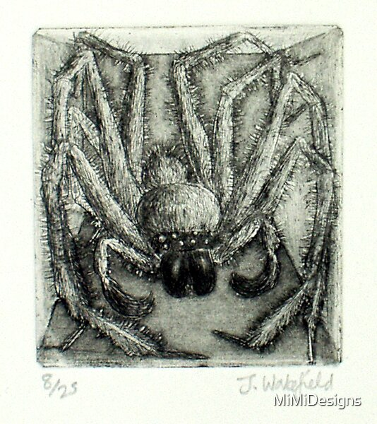 Boxed Venom by MiMiDesigns