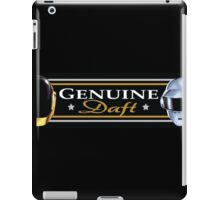 Genuine *DAFT* (Punk) iPad Case/Skin