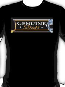 Genuine *DAFT* (Punk) T-Shirt