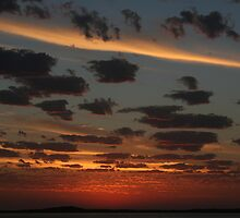 sunrise by Jim Parry