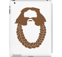 Bombur's Beard iPad Case/Skin