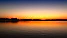 Sunrise at Lake Lanier  by Evelyn Laeschke