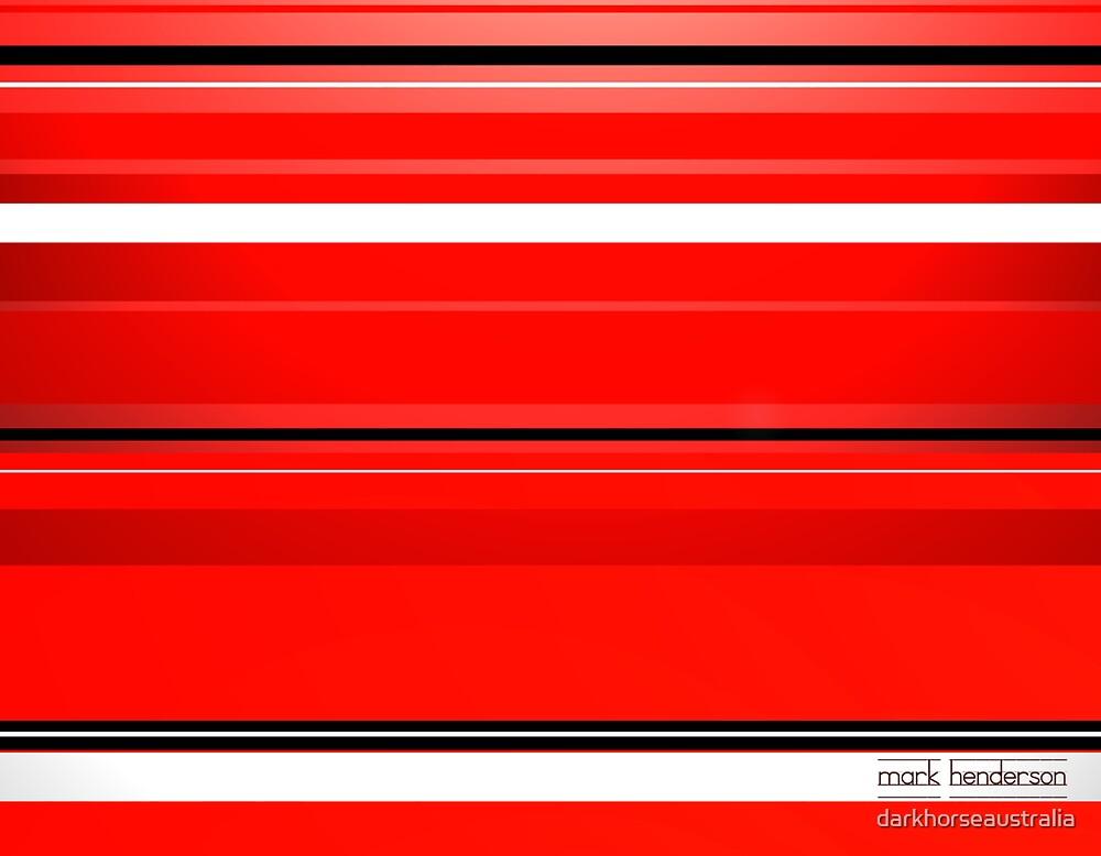 Red Lines.....horizontal again!! by darkhorseaustralia