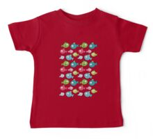Little fishes Baby Tee