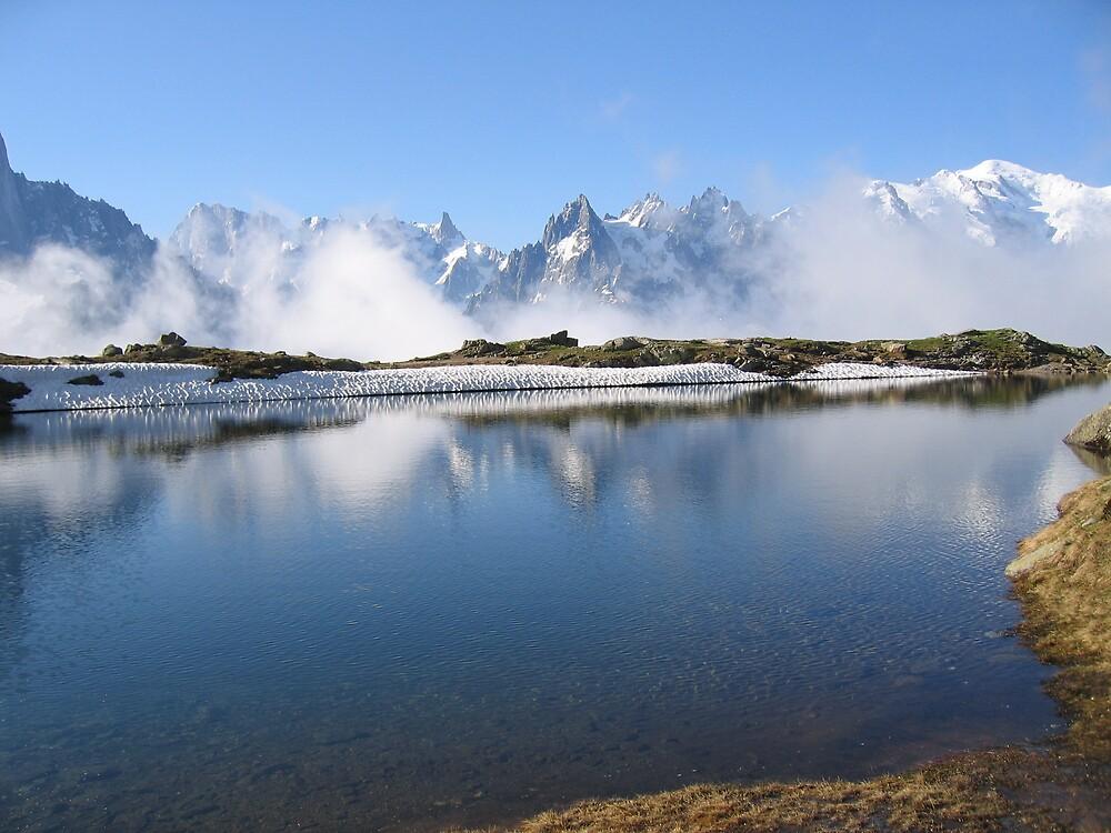 Lake Blanc by Panther