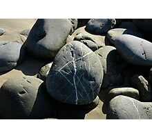 Byron Bay Stone Photographic Print