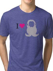 I love Balin Tri-blend T-Shirt