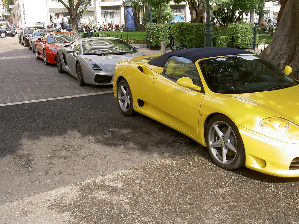 Car Collection by Panther