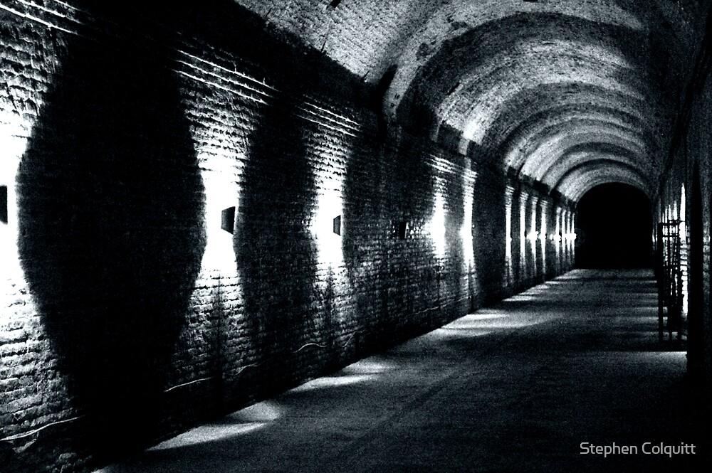 Underground by Stephen Colquitt