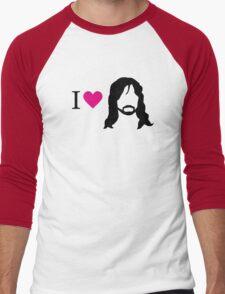 I love Kili Men's Baseball ¾ T-Shirt