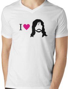 I love Kili Mens V-Neck T-Shirt