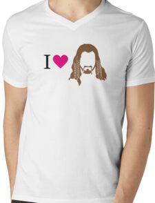 I love Fili Mens V-Neck T-Shirt