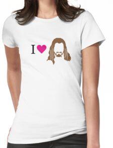 I love Fili Womens Fitted T-Shirt