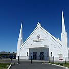 Church of Christ, Christchurch, New Zealand by Sharon Brown
