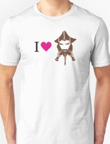 I love Nori Unisex T-Shirt