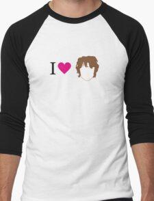 I love Bilbo Men's Baseball ¾ T-Shirt